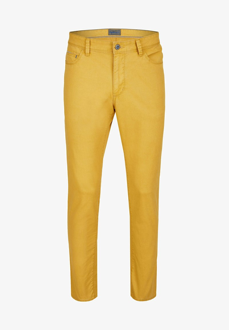 Hattric - HUNTER STRUCTURE - Trousers - yellow