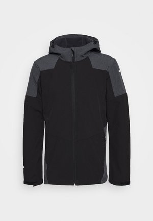 BENDON - Soft shell jacket - black