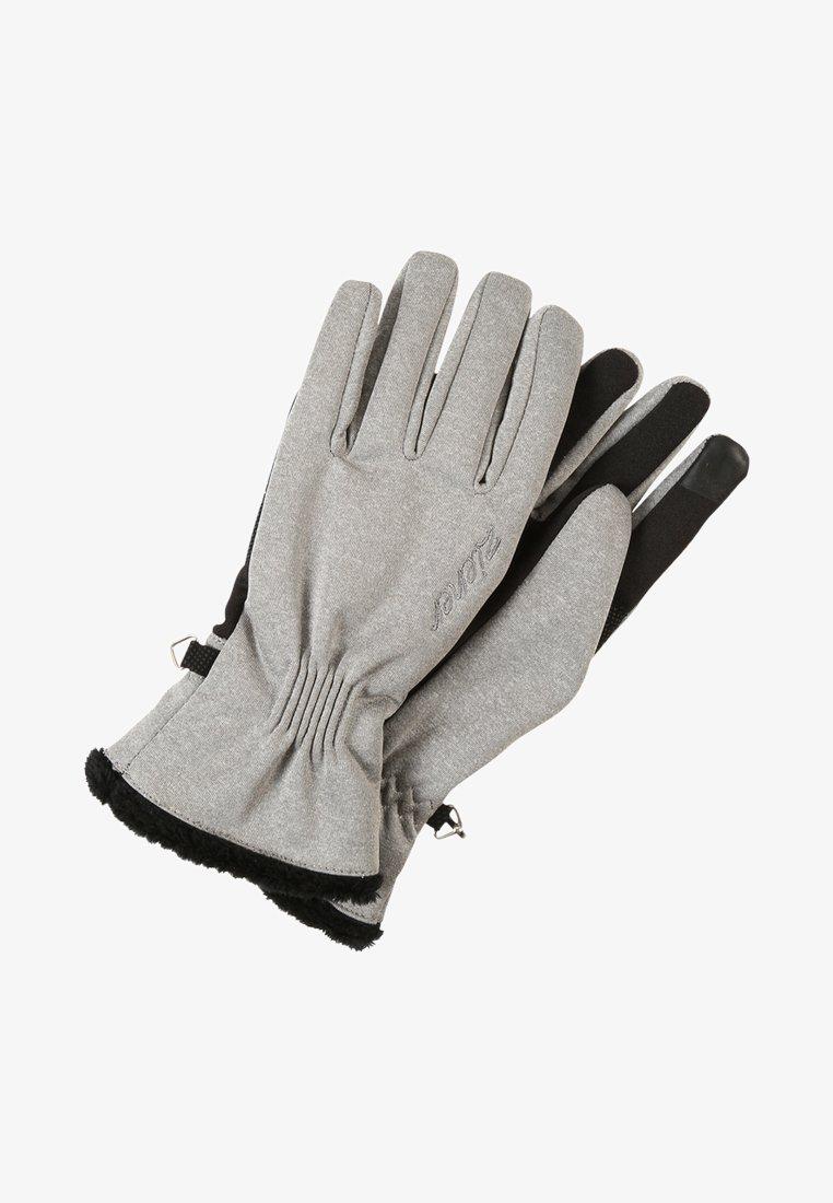 Ziener - IBRANA TOUCH - Gloves - grey melange