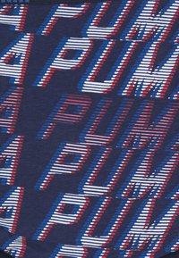 Puma - MEN PROMO BOXER 4 PACK - Culotte - red/blue - 6