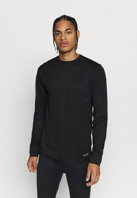 Burton - CREW  - Undershirt - true black - 0