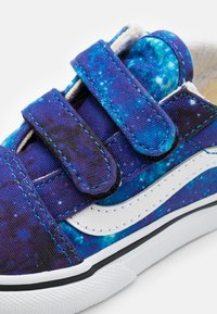 Vans - OLD SKOOL - Baskets basses - multicolor/nebulas blue/true white - 5