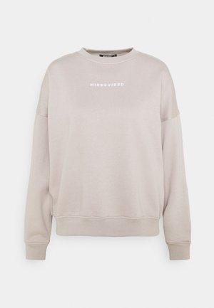 BASIC - Sweatshirt - grey