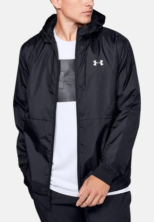 FIELD HOUSE - Windbreakers - black