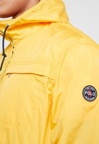 Polo Ralph Lauren - ANORAK JACKET - Summer jacket - slicker yellow - 5