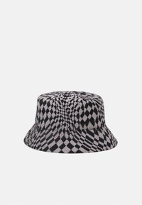 Kangol - WRAPPED CHECK BUCKET - Hat - black/ grey - 2