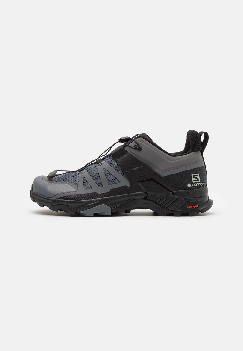 Salomon - X ULTRA 4 GTX - Hiking shoes - quiet shade/black
