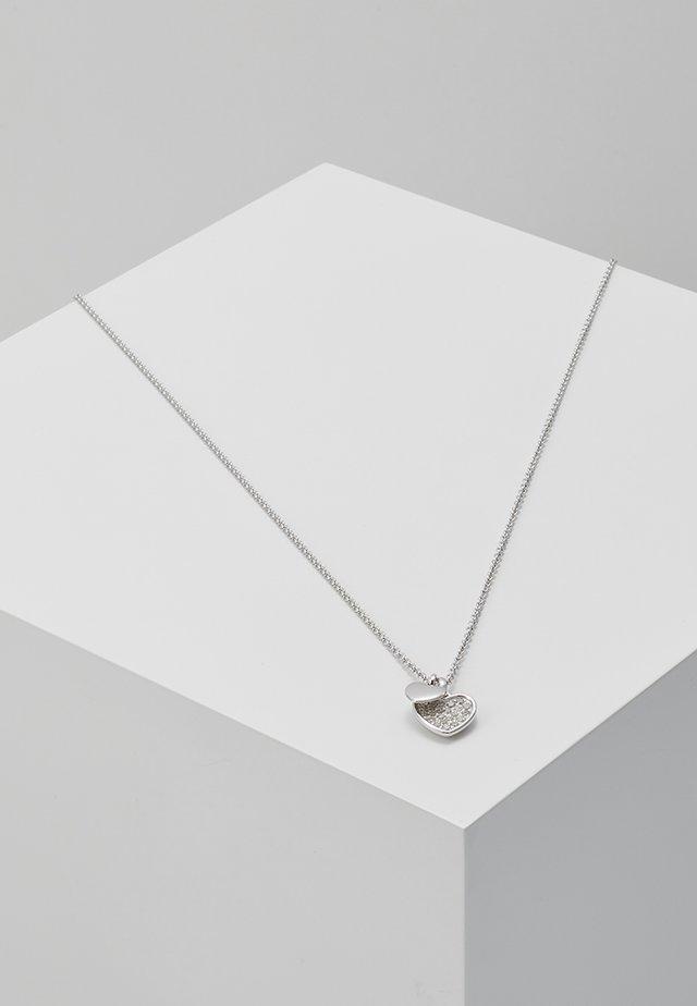 HEART - Náhrdelník - silver-coloured