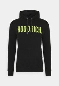 Hoodrich - CORE  - Sweatshirt - black/lime - 0