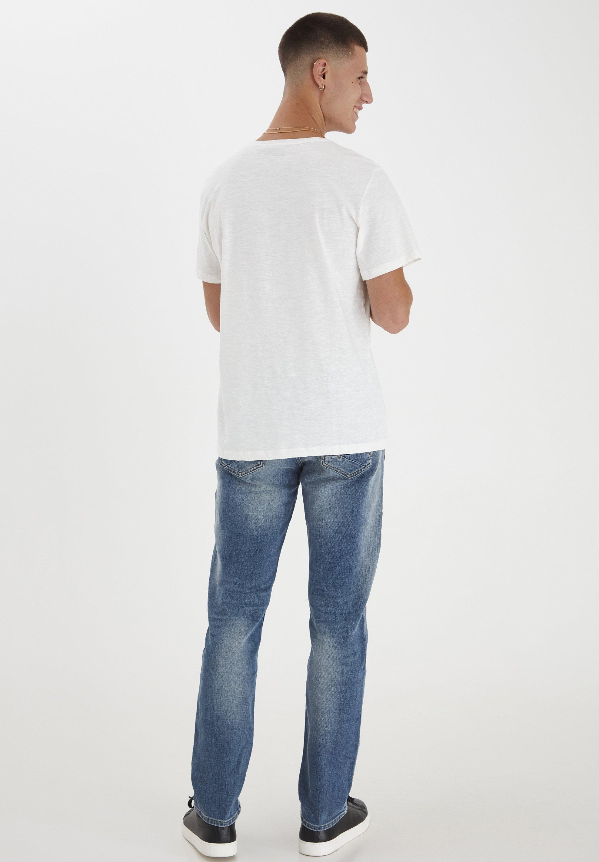Blend CHRISTMAS SPECIALS - Print T-shirt - snow white H6XoG