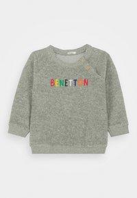 Benetton - Sweater - grey - 0