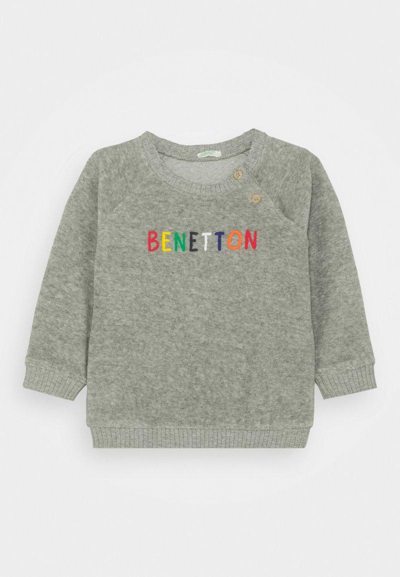 Benetton - Sweater - grey