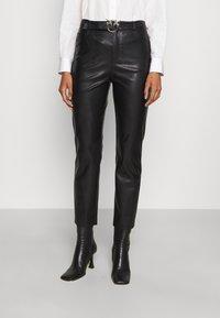 Pinko - SUSAN - Pantalon classique - black - 0