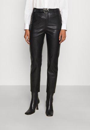 SUSAN - Pantalon classique - black