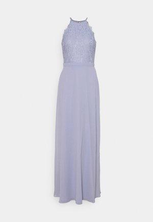 ADORABLE SPORTSCUT GOWN - Společenské šaty - dusty blue