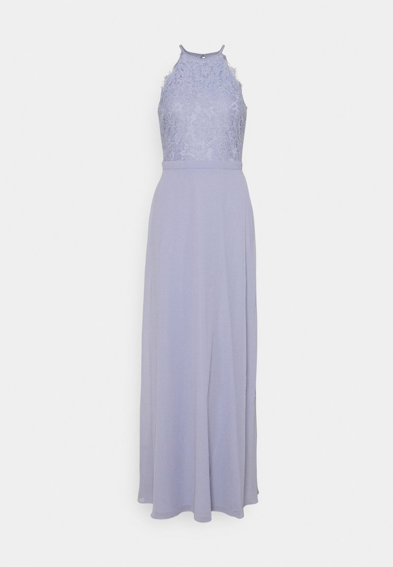 Nly by Nelly - ADORABLE SPORTSCUT GOWN - Suknia balowa - dusty blue