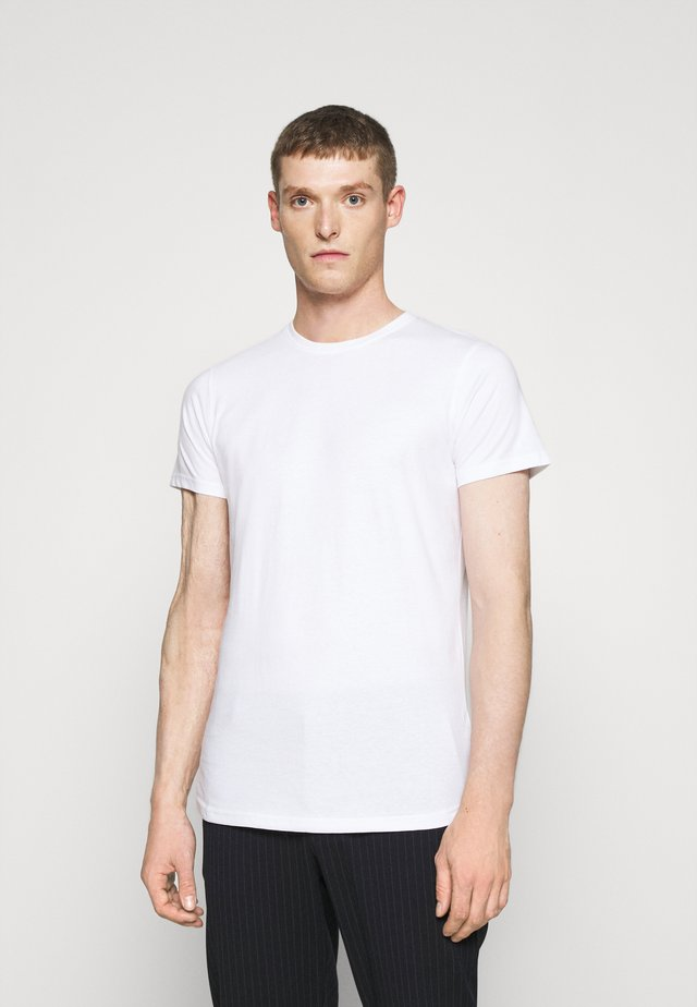 DEW LONG - T-Shirt basic - white