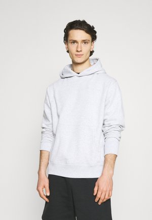 BASICS HOODIE UNISEX - Sweatshirt - light grey heather