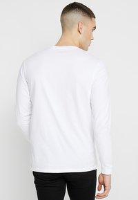 Edwin - JAPANESE SUN - Long sleeved top - white - 2