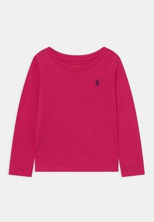 TEE - Langarmshirt - sport pink