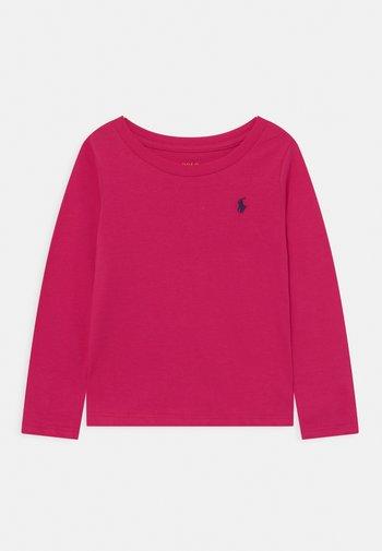 TEE - Long sleeved top - sport pink