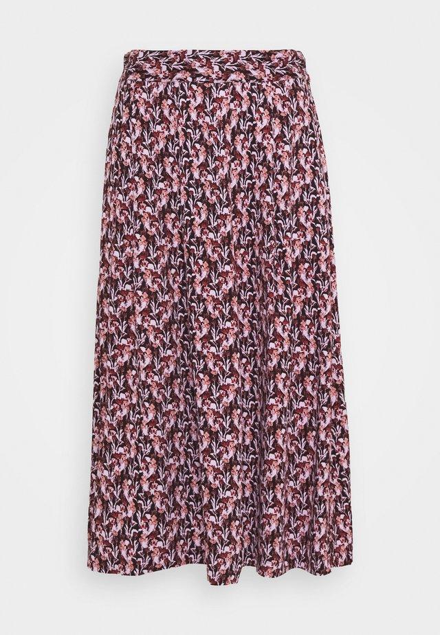 KAROLA RAYE SKIRT - Áčková sukně - lavender