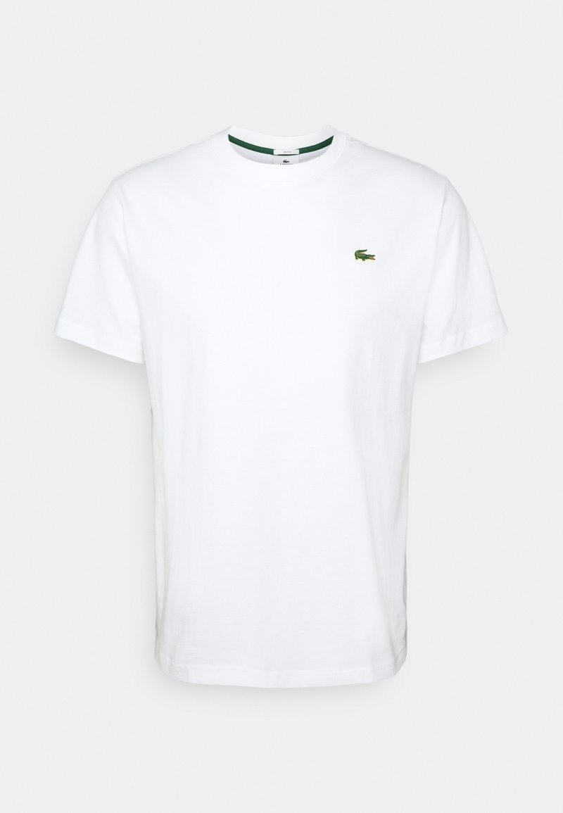 Lacoste LIVE - UNISEX - Basic T-shirt - white