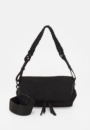 BOLS MANDARALA VENECIA - Across body bag - black