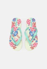 Ipanema - CLASSIC KIDS - Pool shoes - green/pink - 3