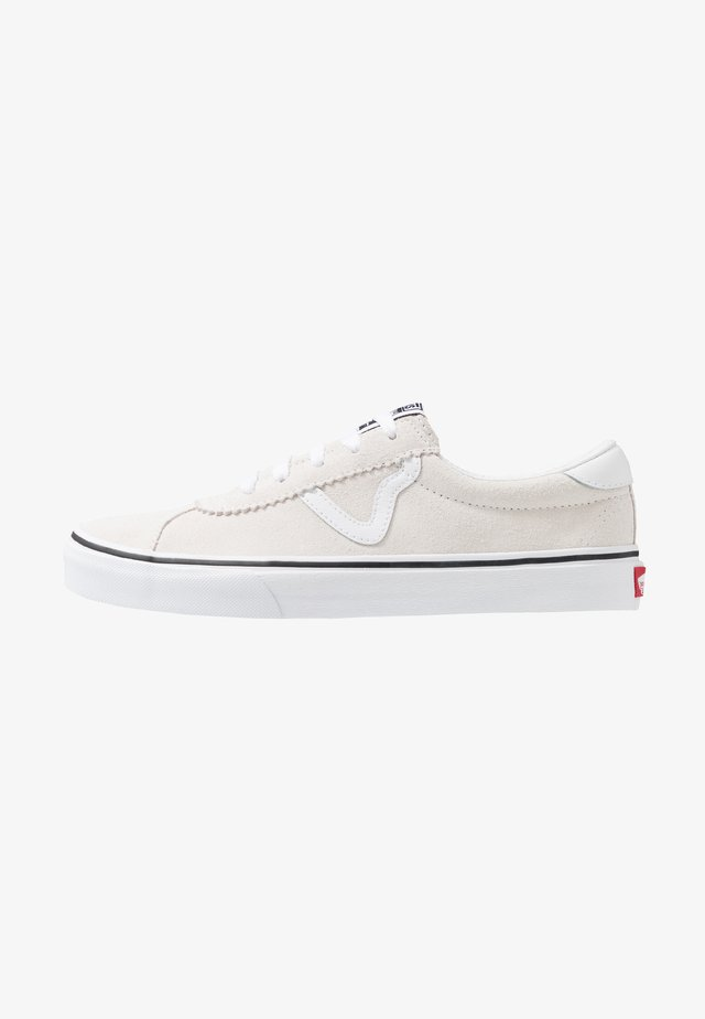 SPORT - Trainers - white