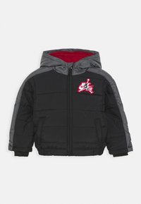 Jordan - JUMPMAN CLASSIC PUFFER UNISEX - Zimní bunda - black - 0