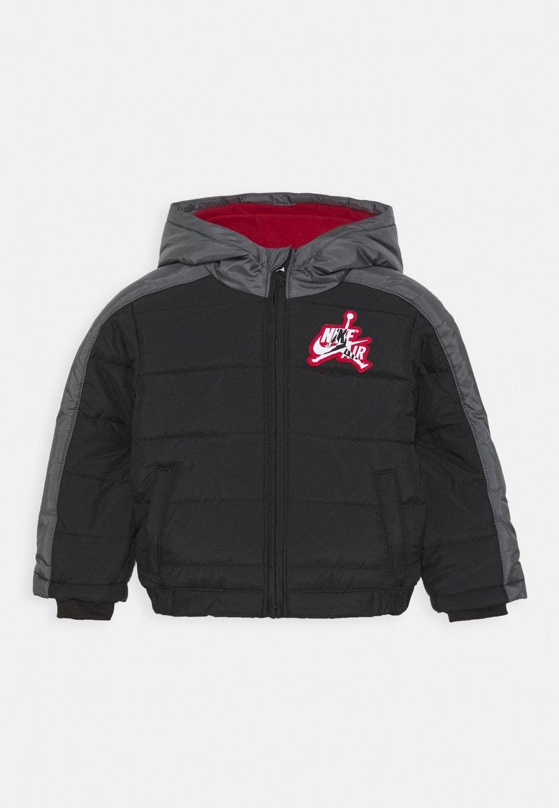 Jordan - JUMPMAN CLASSIC PUFFER UNISEX - Zimní bunda - black