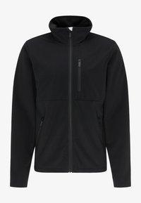 TUFFSKULL - Zip-up hoodie - schwarz - 4