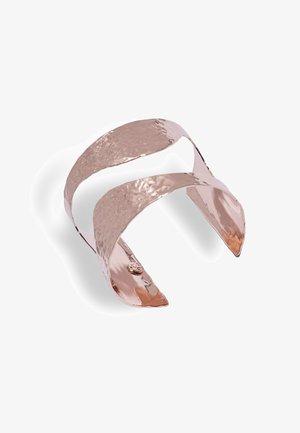 ATHENA ROSE GOLD CUFF  - Bracciale - lilac