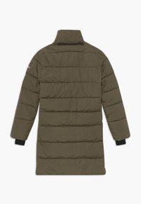 Killtec - BANTRY GRLS QUILTED - Winter coat - khaki - 2