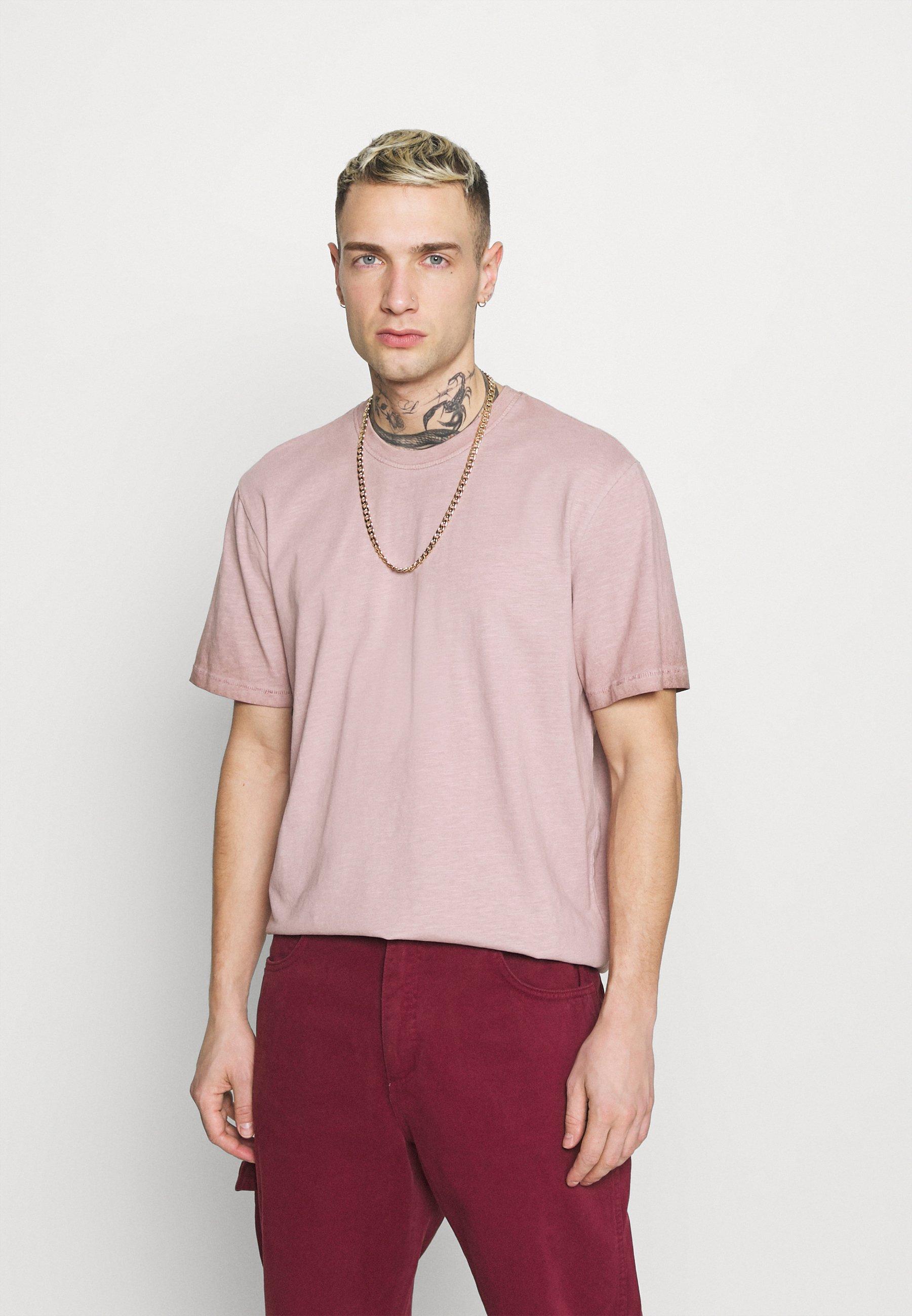 Uomo ONSMILLENIUM LIFE WASHED TEE - T-shirt basic