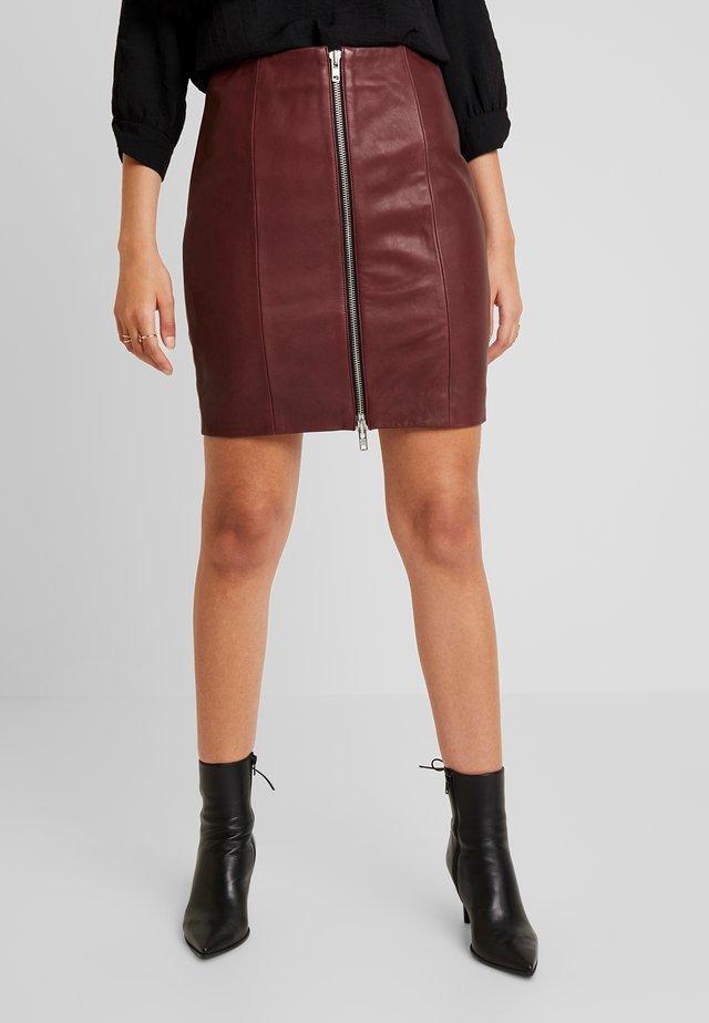 YASVITA SKIRT ICONS - Pencil skirt - andorra