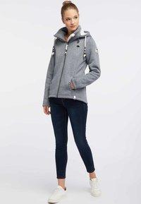 Schmuddelwedda - Light jacket - mottled grey - 1
