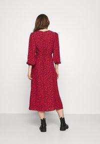 Mavi - Day dress - red - 2