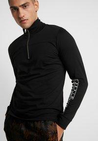 Diesel - DIEGO DOLCE - Långärmad tröja - black - 5