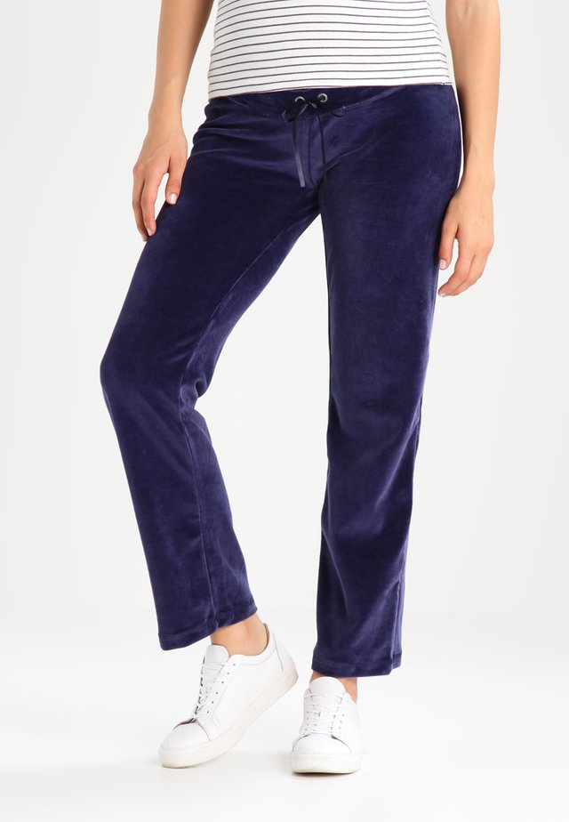 Tracksuit bottoms - crown blue