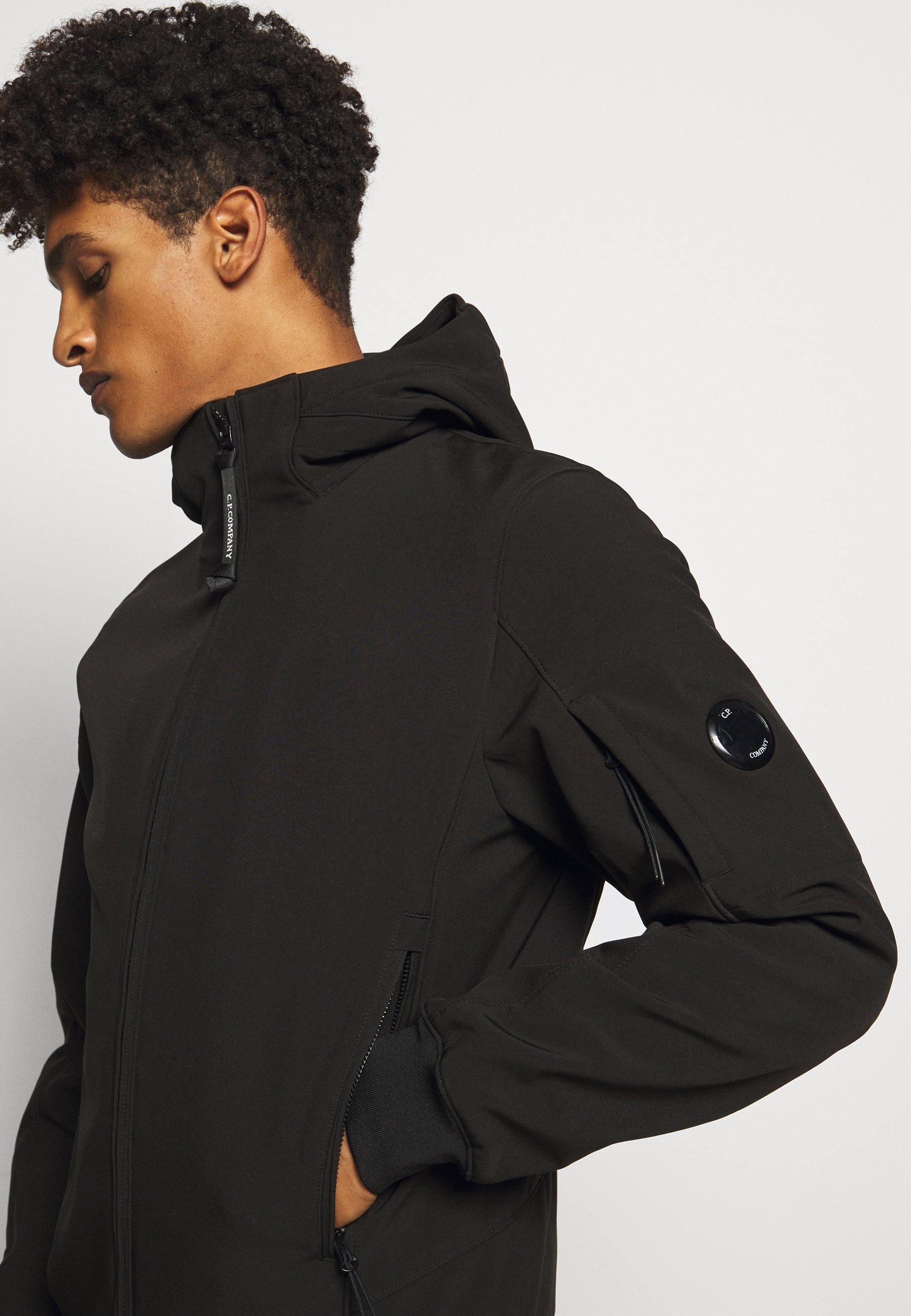 Designer Wholesale C.P. Company OUTERWEAR MEDIUM JACKET - Summer jacket - black | men's clothing 2020 KcPZc