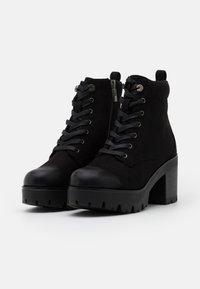 mtng - SABA - Kotníková obuv - black - 2