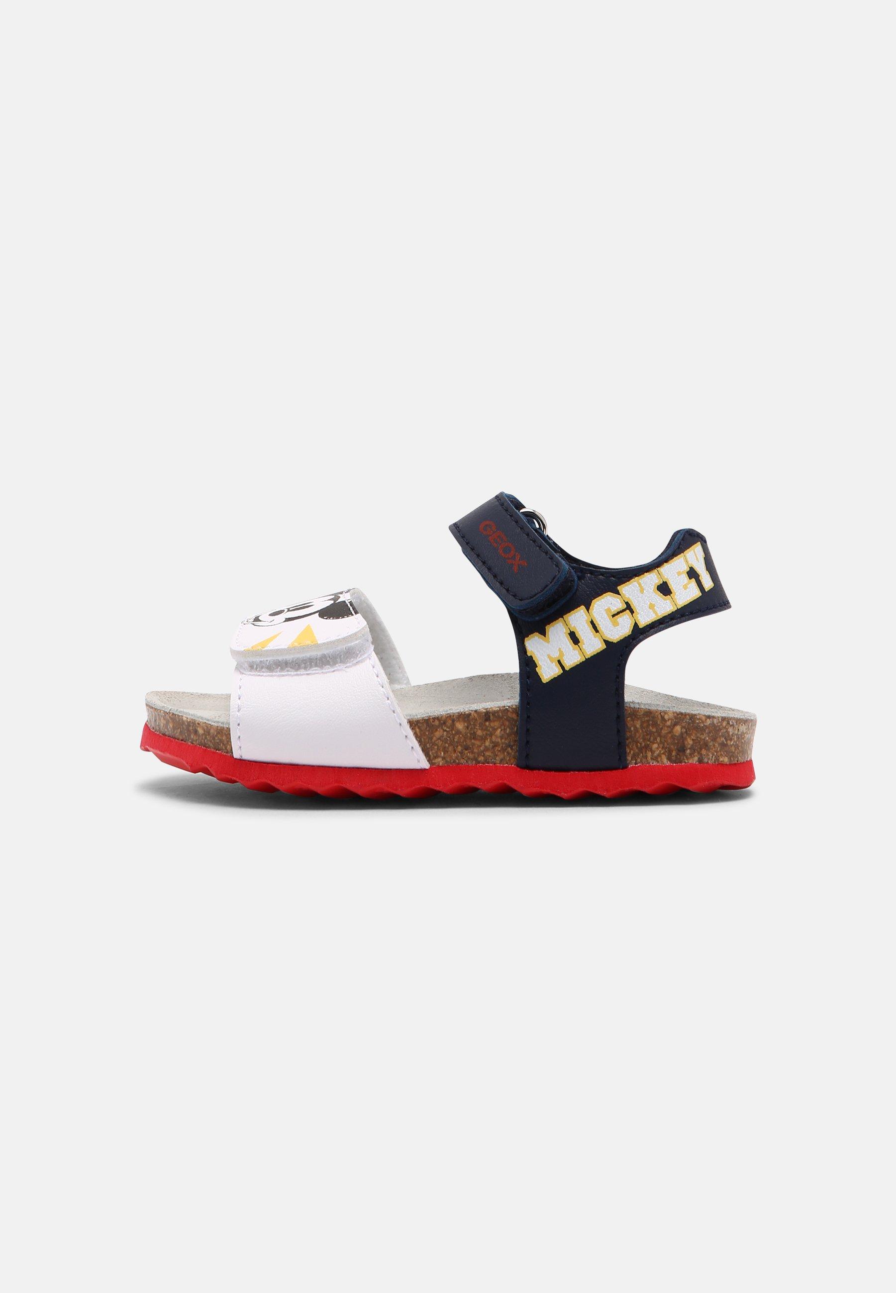 Kids DISNEY MICKEY MOUSE BABY CHALKI UNISEX GEOX - Sandals - Sandals