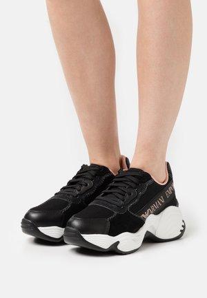 Sneakersy niskie - black/nuage
