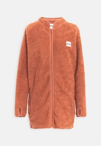 Eivy - REDWOOD SHERPA COAT - Fleece jacket - brown - 4