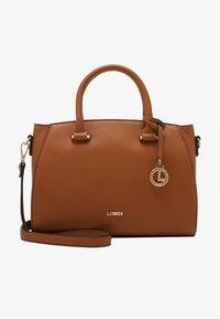 L.CREDI - FELICIA - Handbag - cognac - 1