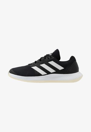 FORCEBOUNCE - Håndboldsko - core black/footwear white/solar red