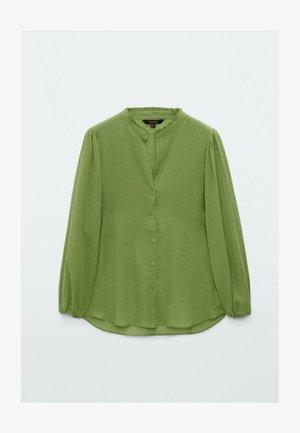 Skjortebluser - evergreen