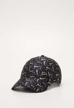 U NSW H86 CAP - Caps - black/white